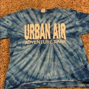 "Urban air ""get up get fly"" tshirt"